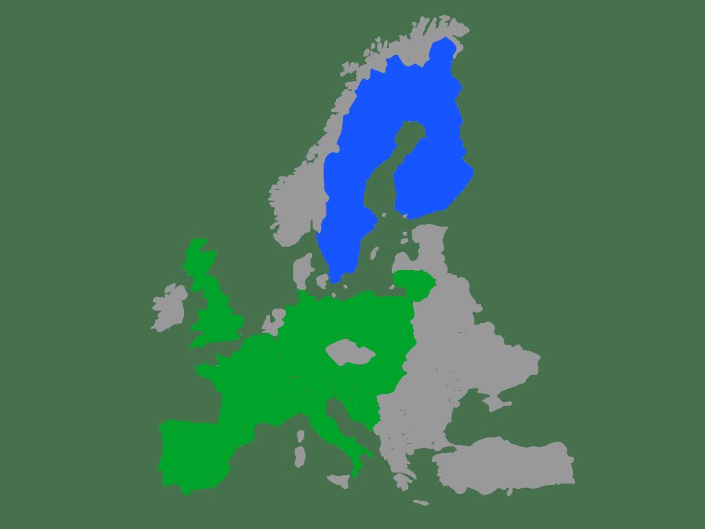Allerheiligen In Europa