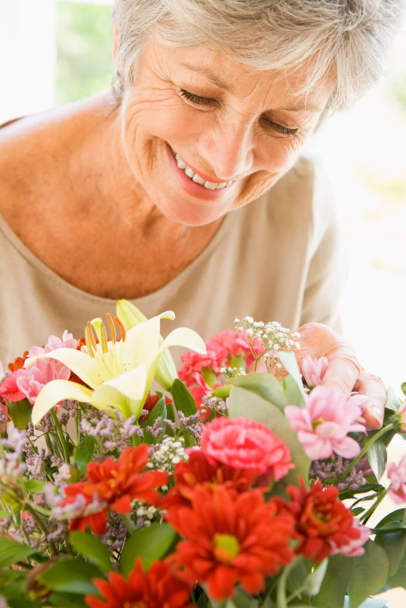 Blumenstrauss Fuer Mama