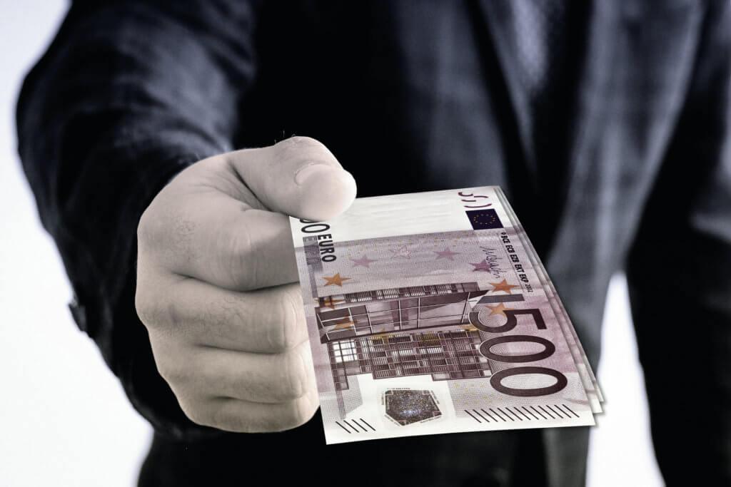Geld Verschenken Einfach So