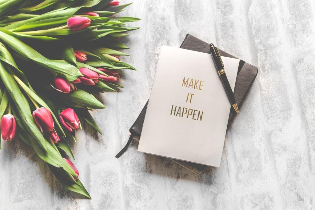 Make It Happen Tulpen