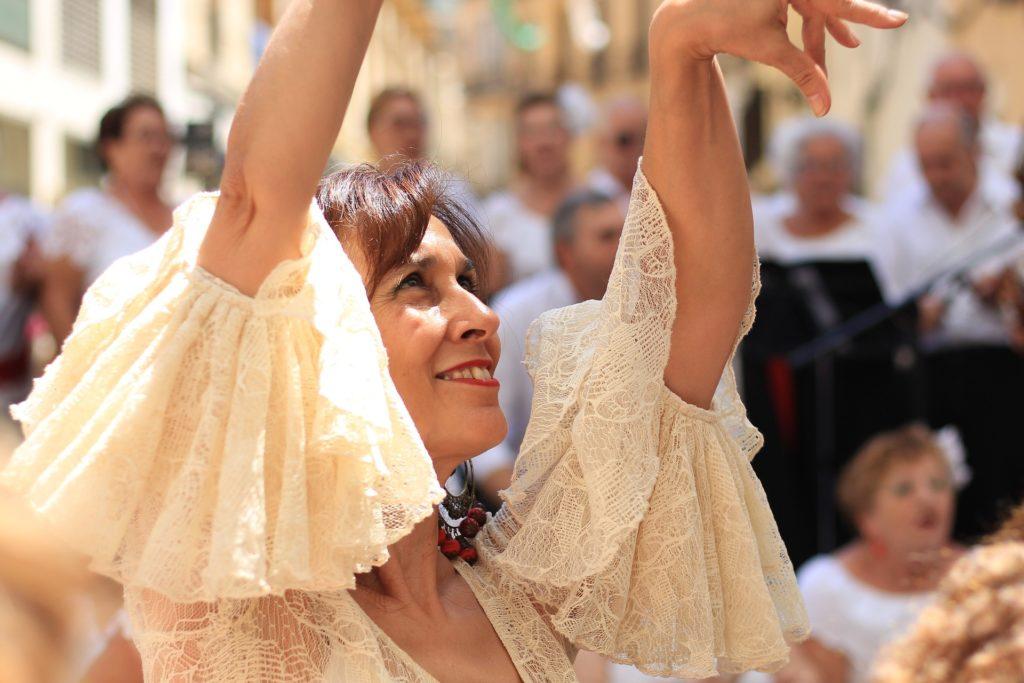 Tanzen In Spanien