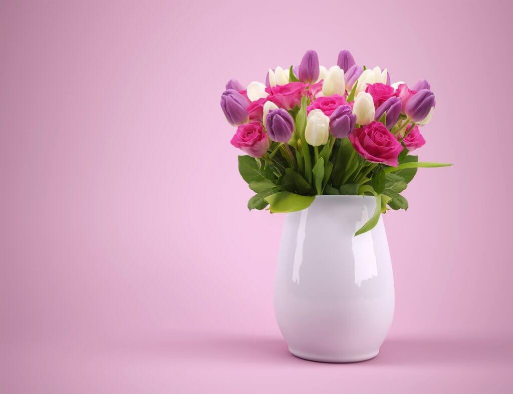 Tulpen Und Rosen Einfach So